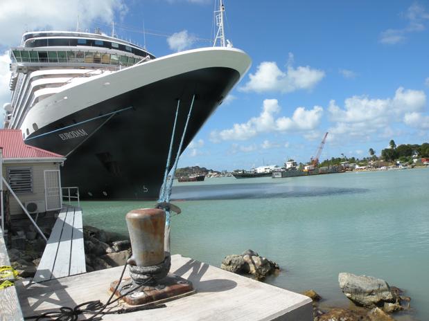Eurodam ship