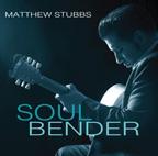 Mathew Stubbs new CD cover