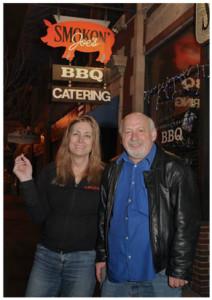 Wendy and Joe