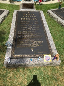 Elvis'grave