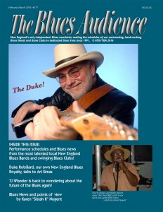 Blues Audience-Feb-March'16cover