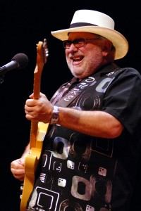 Duke Robillard on Mountain Stage 2009