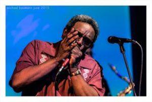 Undaunted: Professor Harp @ Brodies Seaport