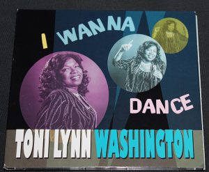 Toni Lynn Wash-I Wanna Dance CD