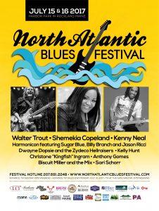 North Atlantic Blues Festival @ North Atlantic Blues Festival   Rockland   Maine   United States