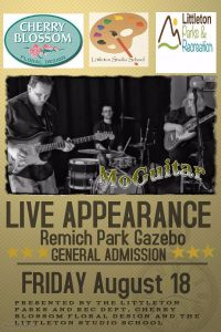 "MoGuitar - ""Concert In The Park"" Grand finale @ Remich Park 