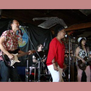 Della Erskine and Ultimate All Star Band @Daddy's! @ Daddy's Beach Club |  |  |