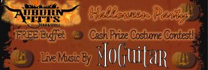 MoGuitar at the Auburn Pitts Halloween Party @ Auburn Pitts |  |  |